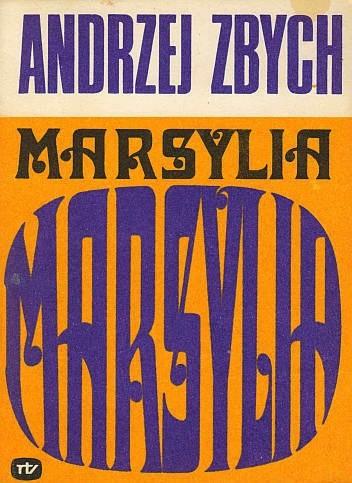 Okładka książki Marsylia