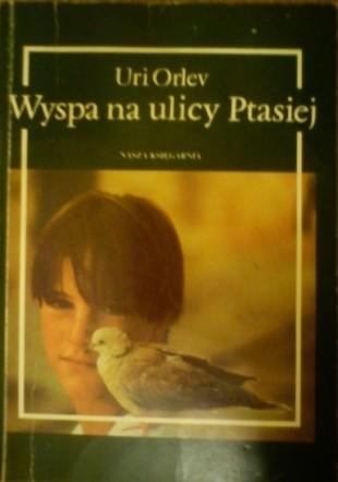 Okładka książki Wyspa na ulicy Ptasiej