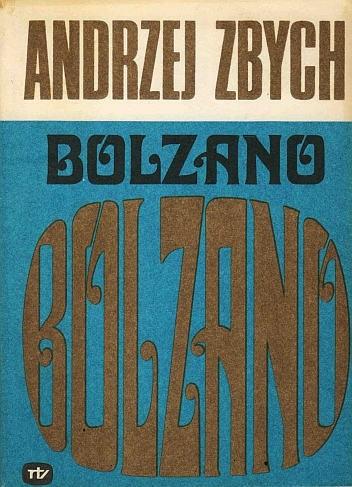 Okładka książki Bolzano