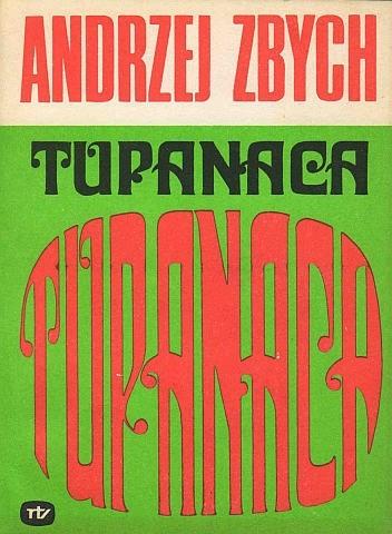 Okładka książki Tupanaca