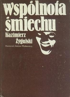 Okładka książki Wspólnota śmiechu. Studium socjologiczne komizmu
