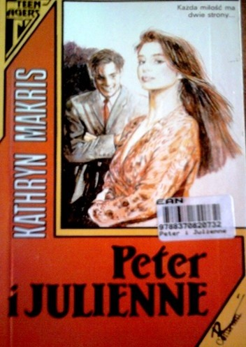 Okładka książki Peter i Julienne