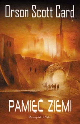 Okładka książki Pamięć Ziemi