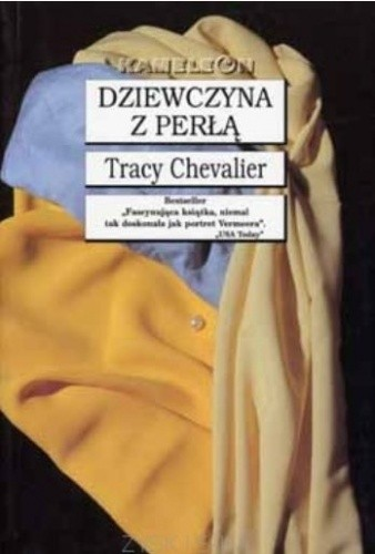 Okładka książki Dziewczyna z perłą