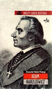 Okładka książki Adam Naruszewicz