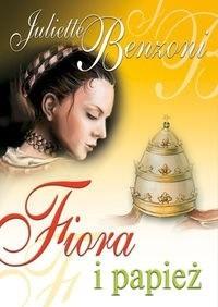 Okładka książki Fiora i Papież