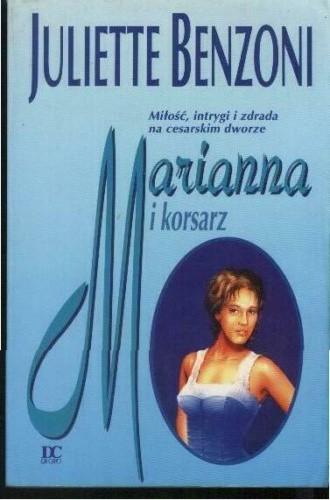 Okładka książki Marianna i korsarz