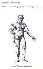 Okładka książki Emaus oraz inne spojrzenia do wnętrza Pisma