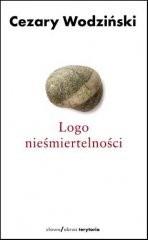 Okładka książki Logo nieśmiertelności