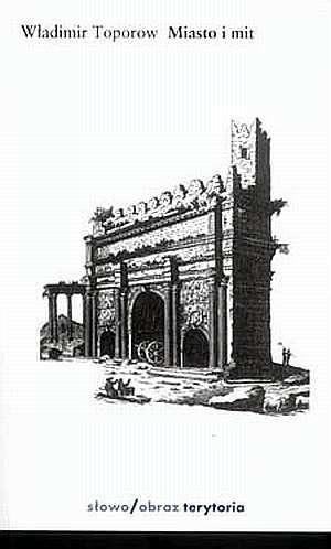 Okładka książki Miasto i mit