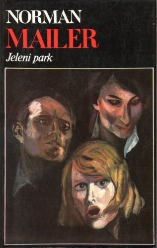 Okładka książki Jeleni park