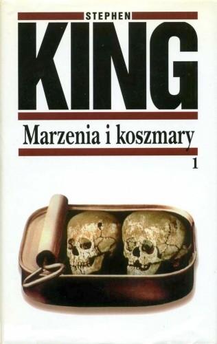 Okładka książki Marzenia i koszmary  Tom 1