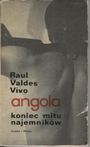 Okładka książki Angola - koniec mitu najemników