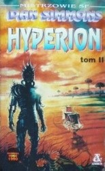 Okładka książki Hyperion