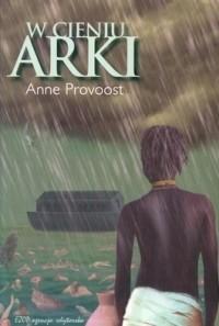 Okładka książki W cieniu arki
