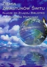 Okładka książki Ziemia Zwiastunów Świtu