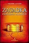 Okładka książki Zagadka pierścienia atlantów