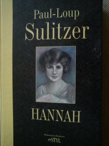 Okładka książki Hannah