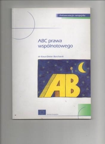 Okładka książki ABC prawa wspólnotowego