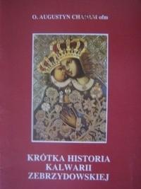 Okładka książki Krótka Historia Kalwarii Zebrzydowskiej