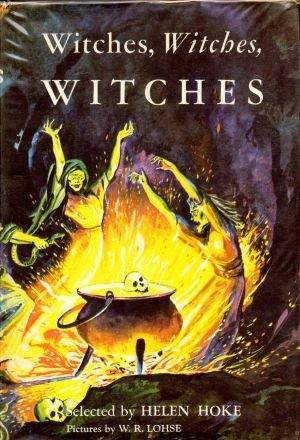 Okładka książki Witches, witches, witches