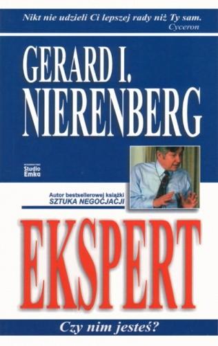 Okładka książki Ekspert
