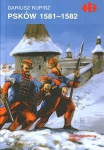 Okładka książki Psków 1581-1582