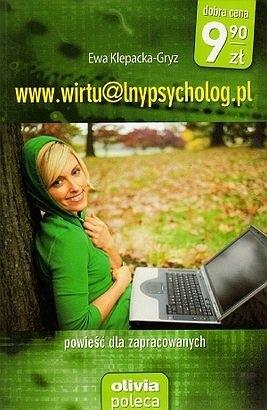 Okładka książki Wirtualny psycholog