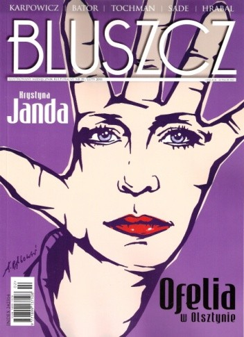 Okładka książki Bluszcz, nr 29 / luty 2011
