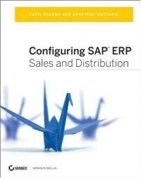 Okładka książki Configuring SAP ERP Sales and Distribution