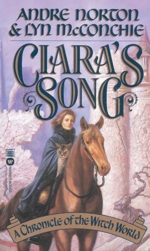 Okładka książki Ciara's Song