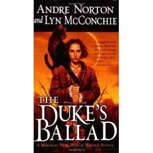 Okładka książki The Duke's Ballad