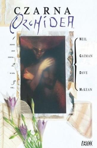 Okładka książki Czarna Orchidea