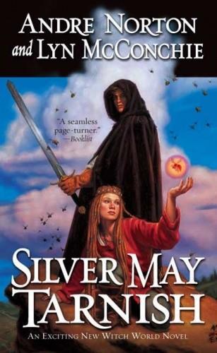Okładka książki Silver May Tarnish