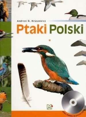 Okładka książki Ptaki Polski. Tom I