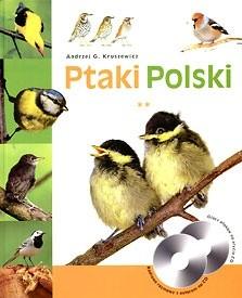 Okładka książki Ptaki Polski. Tom 2