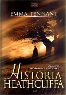 Okładka książki Historia Heathcliffa