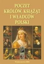 Okładka książki Poczet królów, książąt i władców Polski