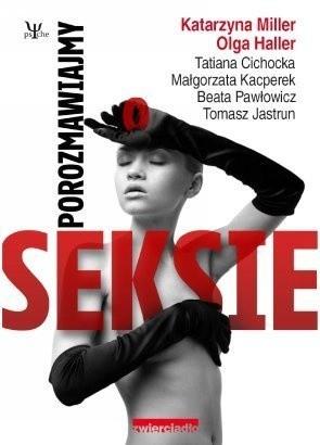 Okładka książki Porozmawiajmy o seksie
