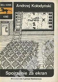 Okładka książki Spojrzenie za ekran