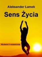 Okładka książki Sens życia