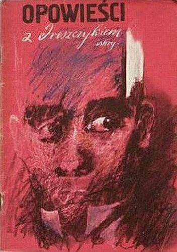 Okładka książki Opowieści z dreszczykiem - zeszyt 1