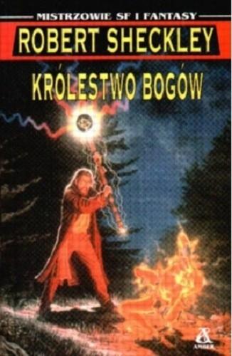 Okładka książki Królestwo Bogów