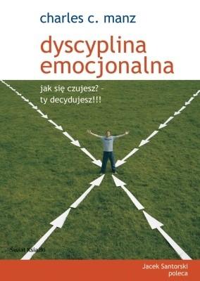 Okładka książki Dyscyplina emocjonalna