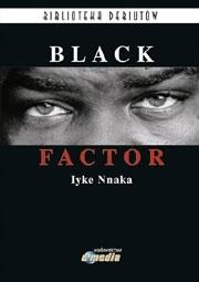 Okładka książki Black Factor