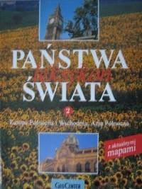 Okładka książki Państwa świata. Leksykon. T. 2, Europa Północna i Wschodnia, Azja Północna