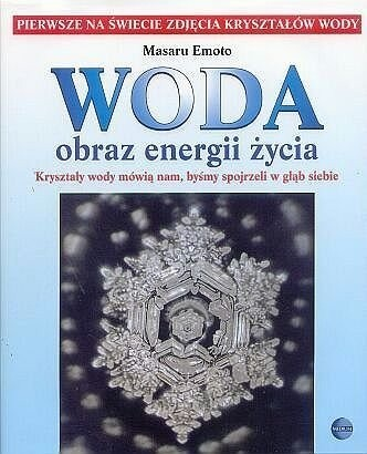 Okładka książki Woda. Obraz energii życia
