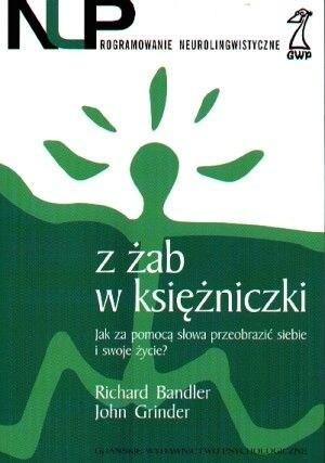 Okładka książki Z żab w księżniczki