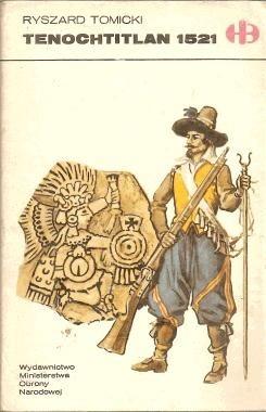 Okładka książki Tenochtitlan 1521