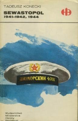 Okładka książki Sewastopol 1941-1942, 1944